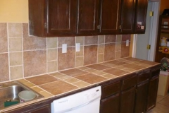 kitchen tile Remodel